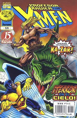 Profesor Xavier y los X-Men (Grapa. 17x26. 24 páginas. Color.) #11