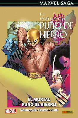 Marvel Saga. El Inmortal Puño de Hierro (Cartoné 180 pp) #4