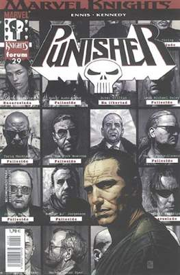Marvel Knights: Punisher Vol. 2 (2002-2004) (Grapa 24 pp) #29