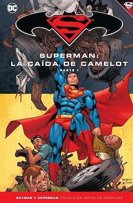 Batman y Superman. Colección Novelas Gráficas (Cartoné) #39