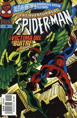 Las aventuras de Spiderman (Grapa 24 pp) #4