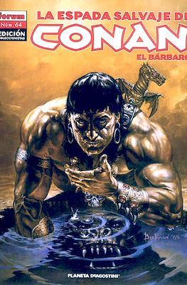 La Espada Salvaje de Conan el Bárbaro. Edición coleccionistas (Rústica. 64 páginas. B/N. (2005-2008).) #64
