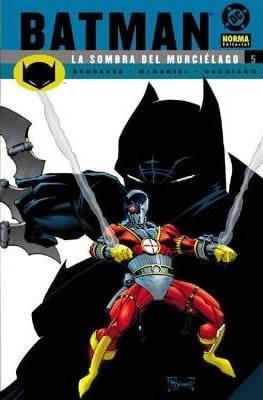 Batman. La sombra del murciélago (2004-2005) (Rústica 64-96 pp) #5