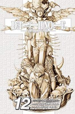 Death Note (Paperback) #12