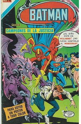 Batman (Grapa. Serie Avestruz) #3