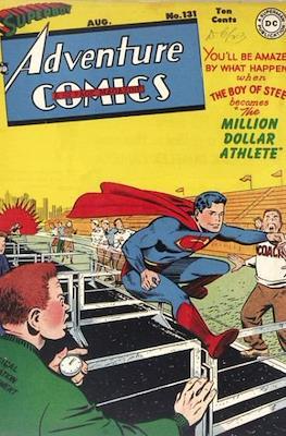 New Comics / New Adventure Comics / Adventure Comics (1935-1983; 2009-2011) (Saddle-Stitched) #131