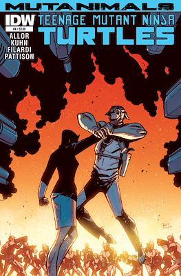 Teenage Mutant Ninja Turtles: Mutanimals (Comic book) #4