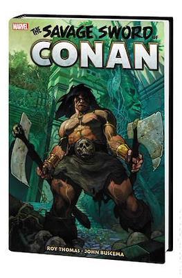 The Savage Sword Conan - Omnibus (Hardcover 776 pp) #2