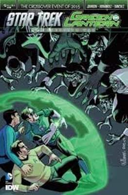 Star Trek Green Lantern (Comic Book) #5