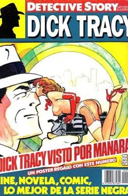 Detective Story. Dick Tracy (Rústica. 80 pp) #2