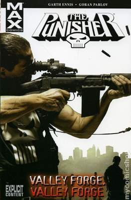 The Punisher Vol. 6 (Softcover 120-144 pp) #10