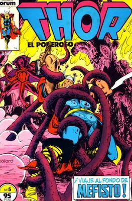 Thor, el Poderoso (1983-1987) #5