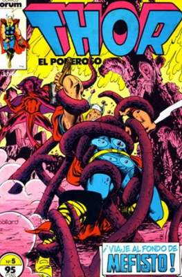 Thor, el Poderoso (1983-1987) (Grapa 36 pp) #5