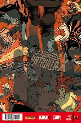 La Asombrosa Patrulla-X Vol. 1 (2014-2015) (Grapa) #16
