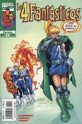 Los 4 Fantásticos Vol. 3 (1998-2001). Heroes Return #22