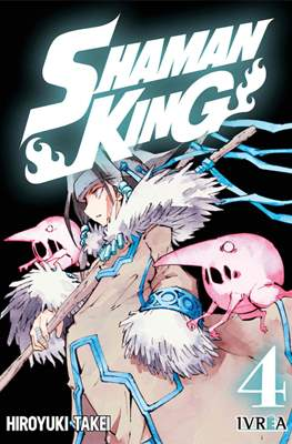 Shaman King (Rústica con sobrecubierta) #4