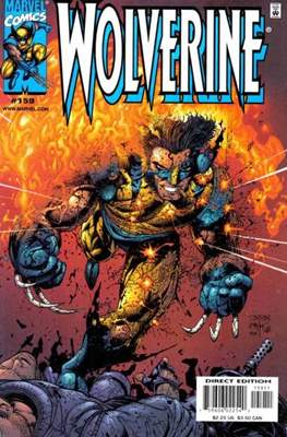 Wolverine (1988-2003) (Comic Book) #159