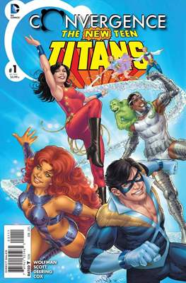 Convergence The New Teen Titans (2015)