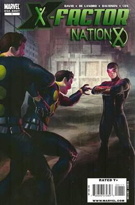 Nation X: X-Factor