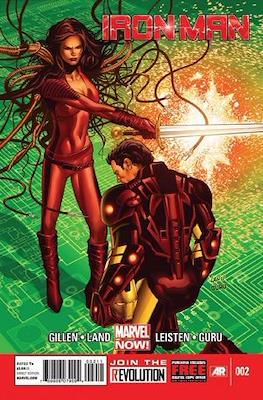 Iron Man (Vol. 5 2012-2014) (Comic-Book) #2