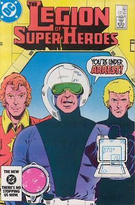 Legion of Super-Heroes Vol. 2 (1980-1987) (Comic-book) #312