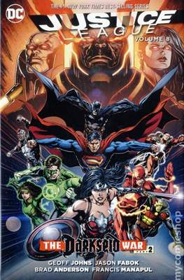 Justice League (2011-2016) (Hardcover) #8