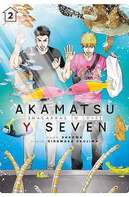 Akamatsu y Seven: Macarras in love #2