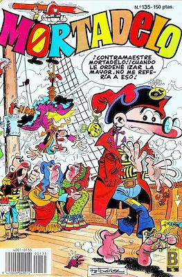 Mortadelo (1987-1991) (Grapa) #135