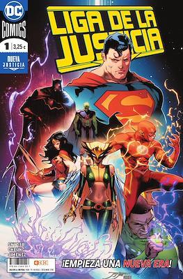 Liga de la Justicia. Nuevo Universo DC / Renacimiento (Grapa) #79/1