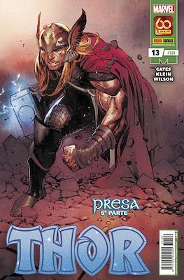 Thor / El Poderoso Thor / Thor - Dios del Trueno / Thor - Diosa del Trueno / El Indigno Thor (2011-) (Grapa) #120/13