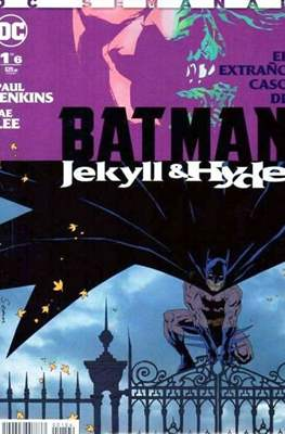 Batman Jekyll & Hyde