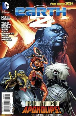 Earth 2 (2012-2015) (Grapa) #28