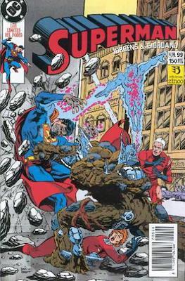 Superman: El hombre de acero / Superman Vol. 2 (Grapa 36 pp) #99