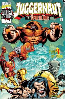 Juggernaut: The Eighth Day