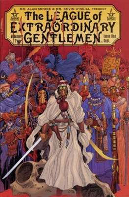 The League of Extraordinary Gentlemen Vol. 2