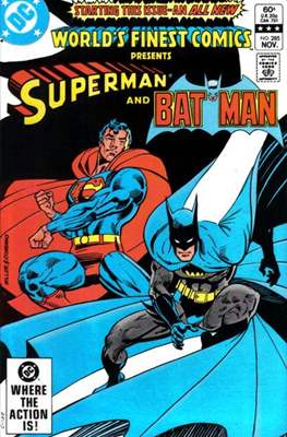World's Finest Comics (1941-1986) #285