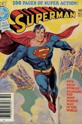 Best of DC - Blue Ribbon Digest (Comic Book 100 pp) #1