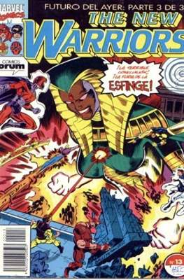 The New Warriors vol. 1 (1991-1995) (Grapa. 17x26. 24 páginas. Color. (1991-1995).) #13