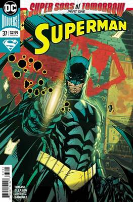 Superman Vol. 4 (2016-... Variant Covers) (Grapa) #37
