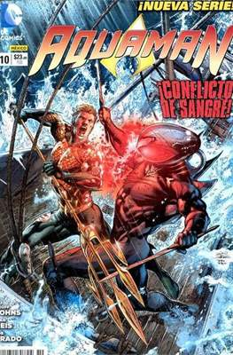Aquaman (Grapa) #10