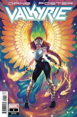 Valkyrie (2019- Variant Cover) #1