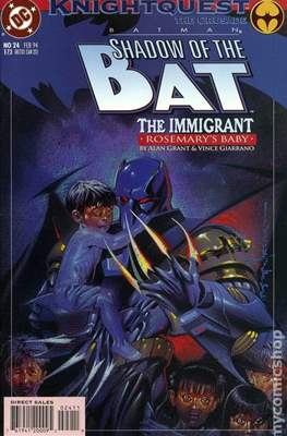 Batman: Shadow of the Bat (Comic book) #24