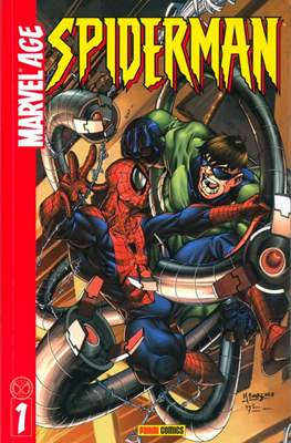 Spiderman. Marvel Age #1