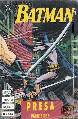 Batman (1987-2002) (Grapa) #167