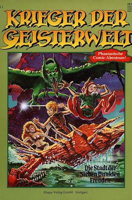 Krieger der Geisterwelt (Softcover. 52 s.) #1