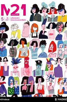 M21 Magazine (Grapa) #5