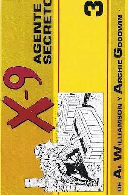 X-9 Agente secreto (Rústica 80 pp) #3