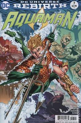 Aquaman Vol. 8 (2016-) (Comic Book) #7