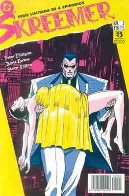 Skreemer (Grapa, 32 páginas (1992-1993)) #3