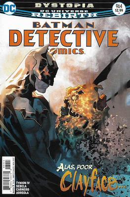 Detective Comics Vol. 1 (1937-2011; 2016-) (Comic Book) #964